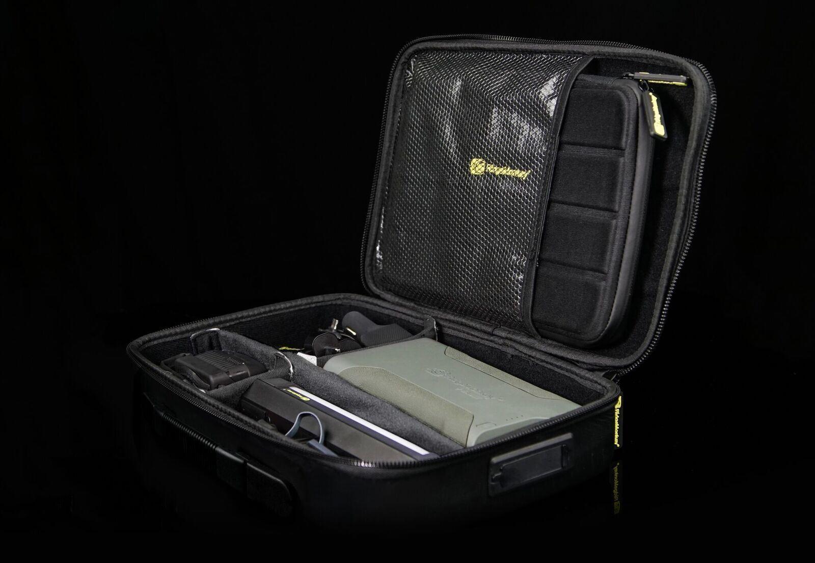 Ridgemonkey Gorillabox Tech Custodia 370 - per Vault 42150, Tenda Leggero &