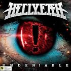 Unden!able [Deluxe Edition] * by Hellyeah (CD, Jun-2016)