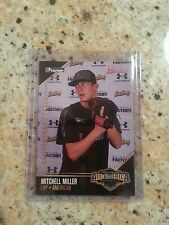 RARE Mitchell Miller BOWMAN 2015 Under Armour ALL AMERICAN Baseball Card S PRINT
