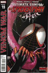 Ultimate Comics Spider-Man #19 | NM- | Miles Morales ...