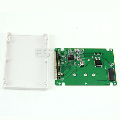 New High Quality M.2 NGFF SATA SSD to 2.5 IDE Converter Adapter with Case