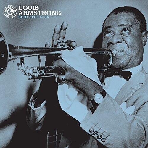 Louis Armstrong - Basin Street Blues [New Vinyl] 180 Gram