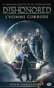 Dishonored-Tome-1-de-Adam-Christopher-Livre-etat-bon