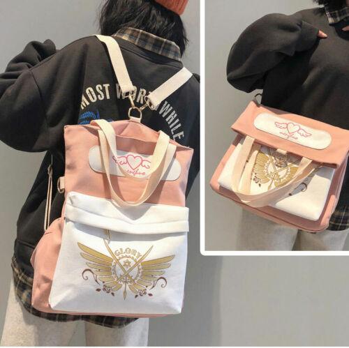 Quan Zhi Gao Shou Backpacks The King/'s Avatar Girl Crossbody Shoulder School Bag