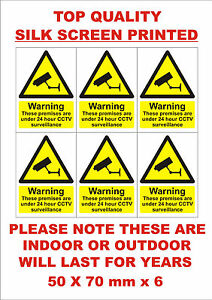 6-x-24-Hour-CCTV-Surveillance-70mmx50mm-screen-printed-sign-sticker-security