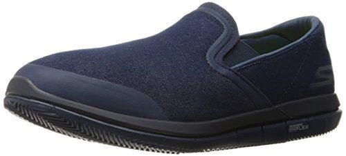 Skechers Para Hombre Flex-Executive Performance Caminar Zapato Go-Pick Talla Color.