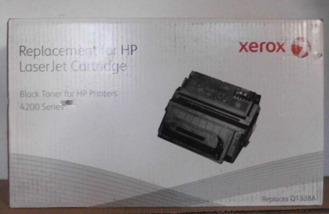 Xerox 003R99616 Toner black für HP 4200 DTN DTNSL N  TN ersetzt HP Q1338A