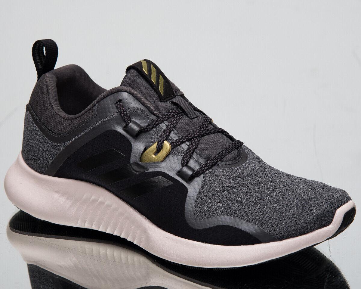 Adidas Damen Edgebounce Core Schwarz 249g Low Top Laufschuhe BC1050
