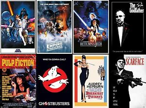 Choice-of-Classic-Movie-amp-TV-Maxi-Poster-NEW-Star-Wars-Godfather-Scarface-etc