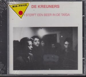 De Kreuners CD Er sterft een beer in de Taïga + bonus tracks