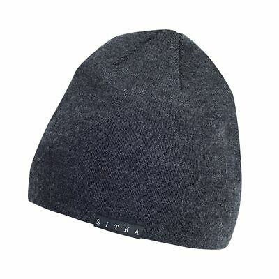 Sitka Gear Merino Wool Beanie Forest Green One Size Fits All 90169-FO