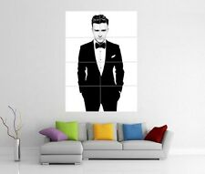 JUSTIN TIMBERLAKE THE 20/20 EXPERIENCE JUSTIFIED GIANT WALL ART  POSTER J141