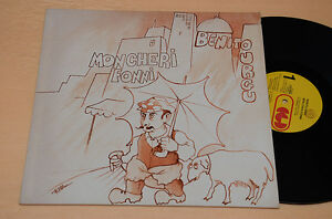 BENITO-URGU-LP-1-ST-ORIG-1978-NM-MONCHERI-FONNI-AUDIOFILI-NEAR-MINT-NM