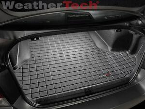 Weathertech 174 Cargo Liner Trunk Mat Subaru Legacy Sedan 2010 2014 Black