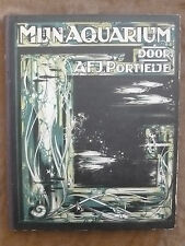 ALBUM D'IMAGES complet. VERKADE'S FABRIEKEN. A.F.J. PORTIELJE. MUN AQUARIUM