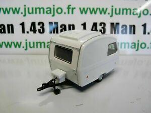 VOITURE-1-43-IXO-IST-deagostini-POLOGNE-caravane-la-Boheme-Niewiadow-N126