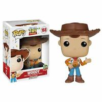 Funko Pop Disney Toy Story 20th Anniversary Woody 168 Vinyl Figure In Stock