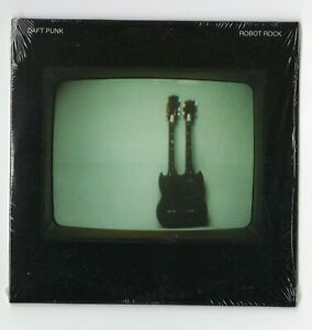 DAFT-PUNK-Only-Promo-Cd-Single-ROBOT-ROCK-1-track-2005