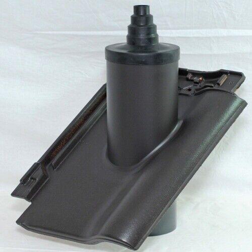 Rhedach Beton//PVC Antennenpfanne für Nelskamp S-Pfanne