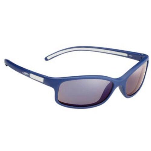 Alpina Kinder Fahrradbrille Sonnenbrille Bibbo blue matt