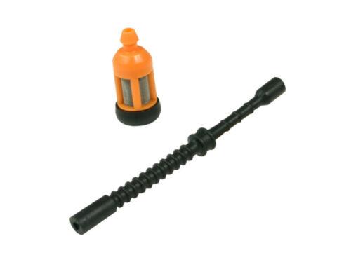 Stihl 036 MS360 Kraftstoffschlauch Benzin filter//Kraftstofffilter Set passend f