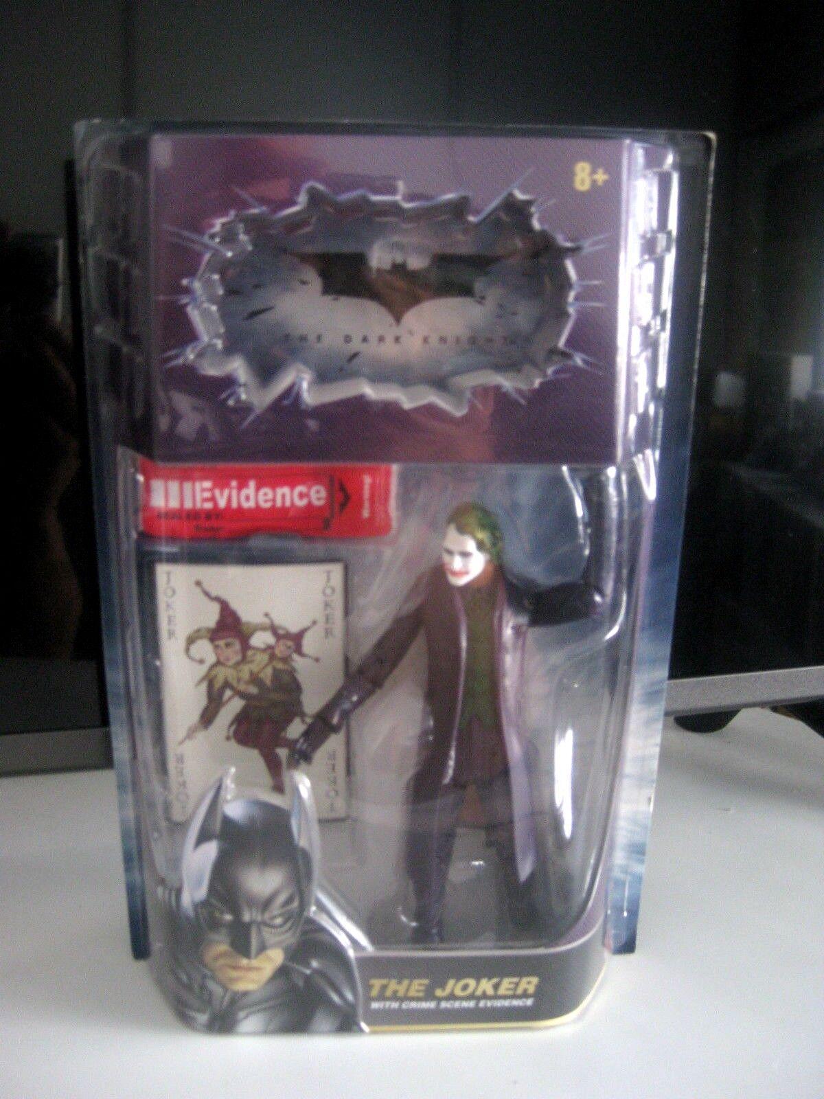 Batman The Dark Knight - The Joker Wave 1 original recalled figure. Rare, NEW