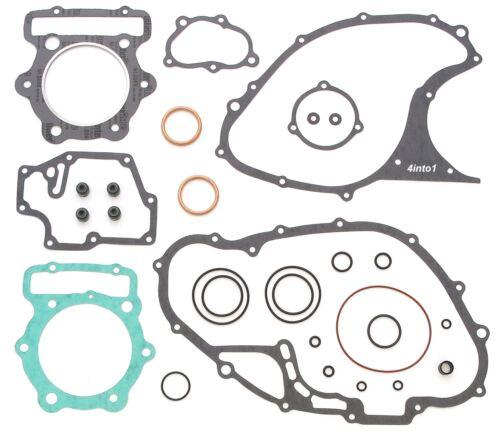 Honda FT500 Ascot Top /& Bottom End Kit 1 Cylinder Model Engine Gasket Set