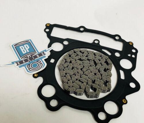 01-05 Raptor 660 After Market Cam Timing Chain MLS Cylinder Head Gasket