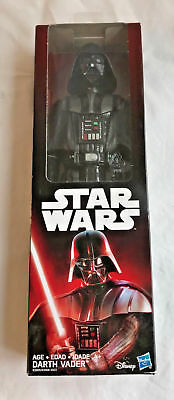 Disney Star Wars Revenge Of The Sith Darth Vader Action Figure Doll Toy 12 New 630509348831 Ebay