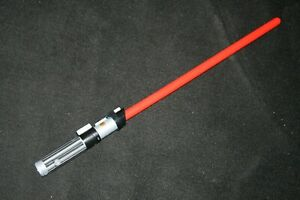 Star-Wars-Darth-Vader-Lightsaber-2014-Disney-Store-Ultimate-FX-Type-Rumble-AS-IS