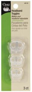 Dritz-Headband-Adjustable-Toggles-3-Sizes-Drawstring-Cord-Lock-Stoppers