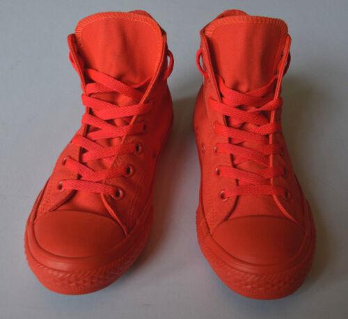 Baskets Escarpins Uk Chuck Taylor Converse Sz vif 5 Rouge All 2 Star WFHfB