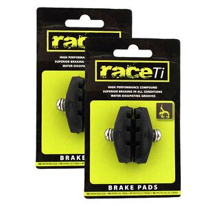 Shimano-TWIN-PACK-Dura-Ace-Ultegra-105-Tiagra-Sora-Integral-pad-Road-Brake-Pads