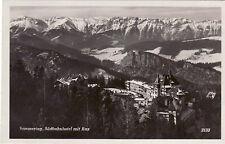AK, Semmering, Südbahnhotel m. Rax, 1931 (D)5026-6
