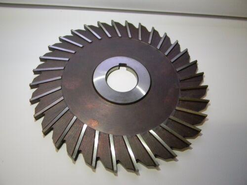 "Side Milling Cutter 7/"" x 1//4/"" x 1-1//4/"" HSS #10918-A5708 F/&D Tool Co"