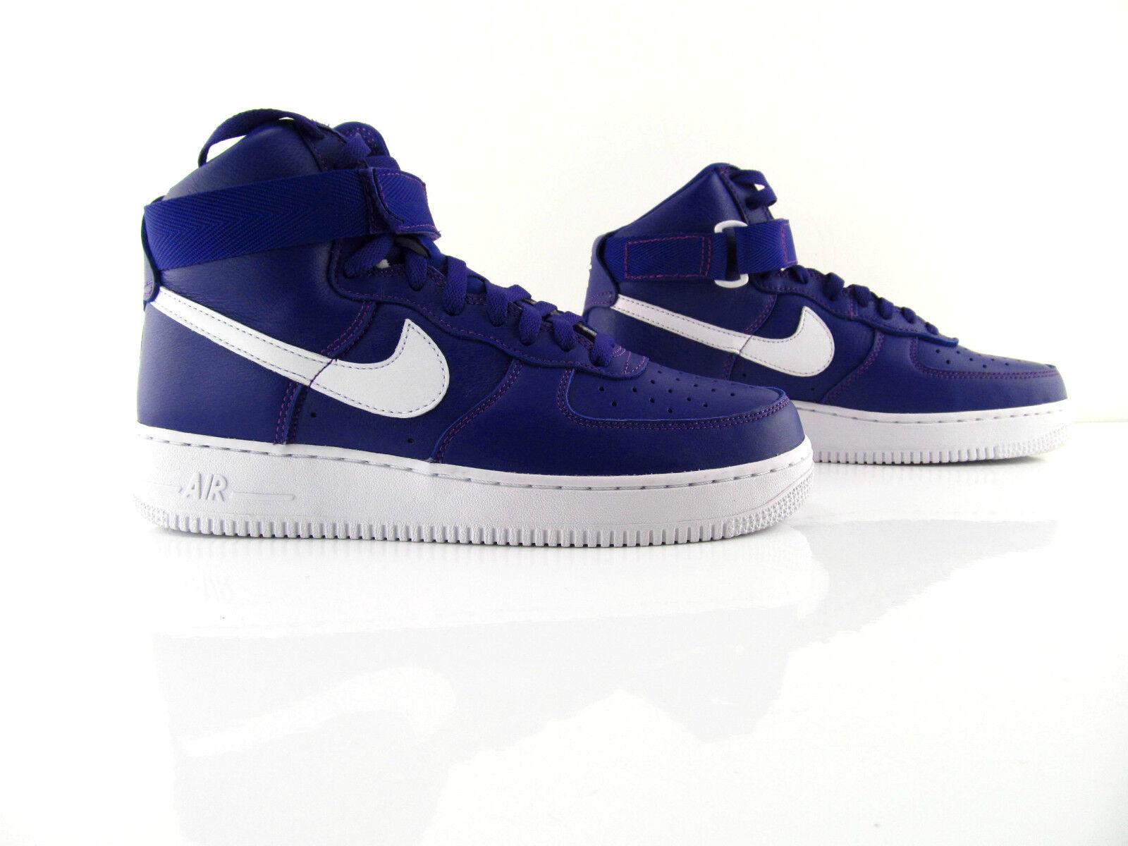 Nike Air Forde Forde Forde 1 Nikelab lila Weiß UK_7 US_8  Eur 41  f2482a
