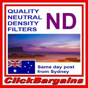 ND4-ND8-ND1000-ND2-400-FILTERS-NEUTRAL-DENSITY-CAMERA-LENS-FILTER-ND-2-NDx4-NDx8