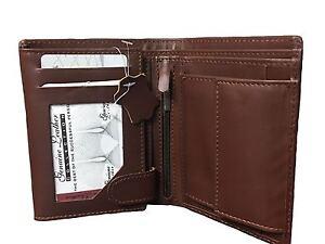 Geldbörsen & Etuis Herren-accessoires Begeistert Multi Flap Geniune Leather Wallet Usp161