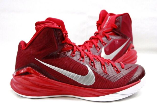 buy online 780dd 92e40 Nike Hyperdunk 2014 TB Mens Basketball Shoes 653483-606 Red Size 10.5~14