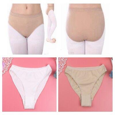 winying Kids Girls High Cut Nude Dance Briefs Ballet Gymnastics Bottoms Undergarment