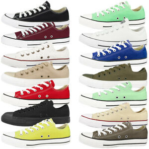 Details zu Converse Chuck Taylor All Star Ox Schuhe Klassiker Chucks Basic Low Cut Sneaker