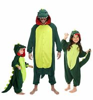 Dinosaur Kigurumi - Kids & Adults Costumes From Usa