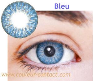 Bleu couleur de lentilles coloured lens verres contact yeux fonce petite pupille ebay - Yeux bleu fonce ...