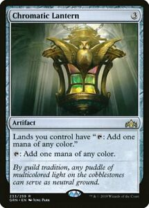 Chromatic-lantern-MTG-Magic-English-NM
