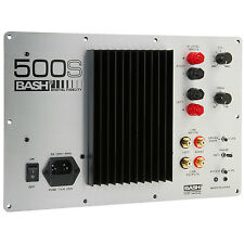 Bash 500S Digital Subwoofer Plate Amplifier 500w RMS