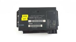 AUDI A4 B6 B7 8E CONVENIENCE COMFORT CONTROL MODULE 8E0959433CJ ////