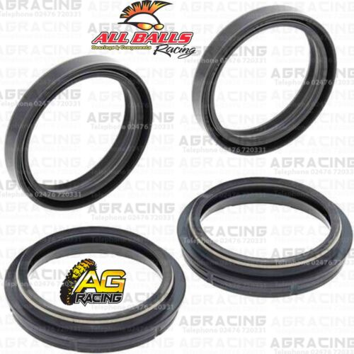 All Balls Fork Oil /& Dust Seals Kit For 48mm KTM SX 150 2014 14 Motocross Enduro