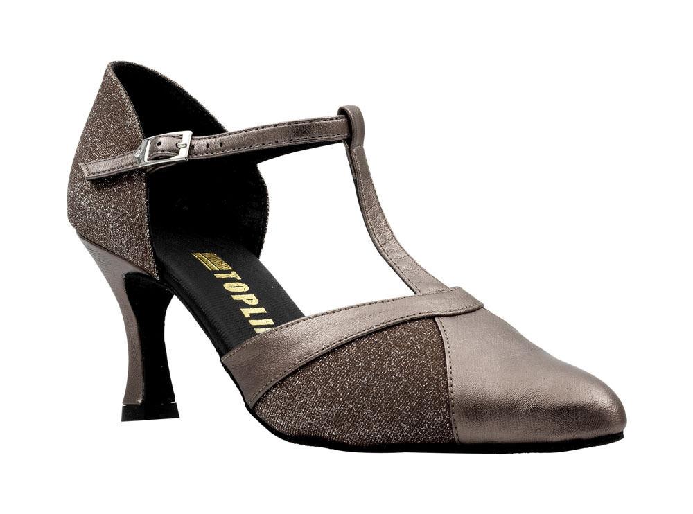 Damen alle Farben Soziale Gesellschaftstanz Gesellschaftstanz Gesellschaftstanz Schuhe 6.3cm Absatz von Topline | Heißer Verkauf  | Neuheit  f17e61