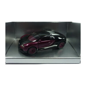 SIKU-6499C-Bugatti-Eb-16-4-Veyron-Ruby-Red-Black-Scale-1-55-New