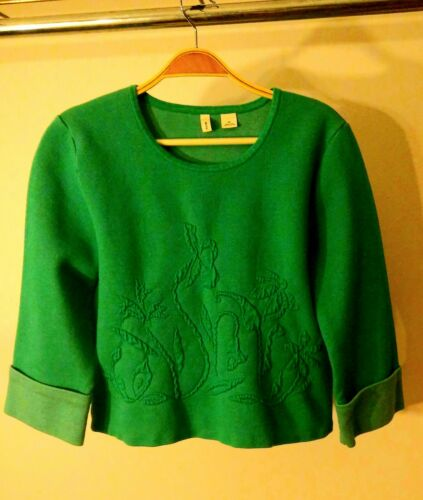 Anthropology Moth Sweater Size: MP